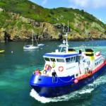 Sark Shipping boat